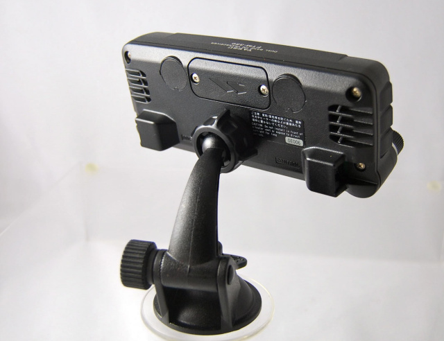 LM-501 Dash / Console / Windshield Mount For Alinco, Anytone, Bao Feng,  Icom, Kenwood, TYT, Yaesu, Wouxon Radios